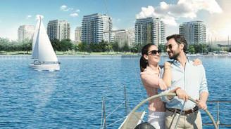 Yeni sahil semti Kazlıçeşme'de fiyatlar 1 milyon TL'den başladı