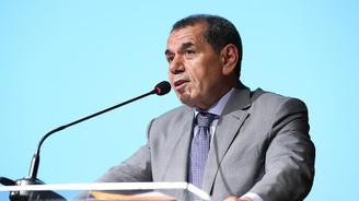 Dursun Özbek'ten taraftarlara çağrı