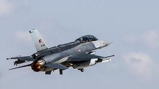 Savaş uçakları Ankara dışına nakledildi