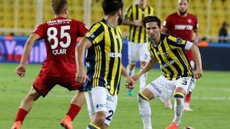 Fenerbahçe evinde ilk kez kazandı