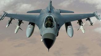 69 IŞİD hedefi vuruldu