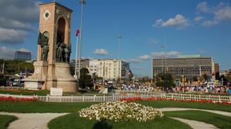 Taksim Meydanı'nda 50 günlük festival