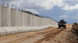 Suriye sınırına duvarı TOKİ örecek