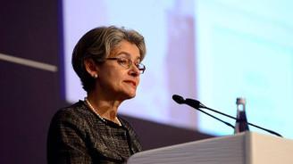 Bokova'nın BM Genel Sekreterliği adaylığı geri çekildi