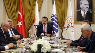Çelik, Antalya'da EXPO'yu değerlendirdi