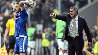 Beşiktaş, Dinamo Kiev'i elinden kaçırdı