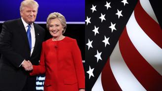 Başkanlık tartışması Clinton'a yaradı
