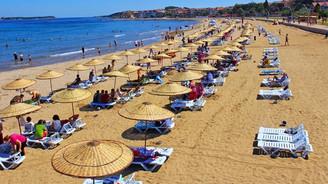 Ağustos ayında turist sayısı yüzde 38 azaldı
