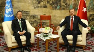 Erdoğan BM'ye Fırat Kalkanı'nı anlattı