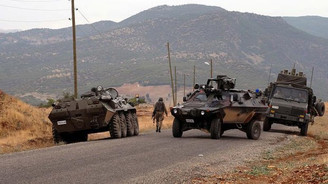 Hakkari'de terör saldırısı: 5 asker şehit oldu