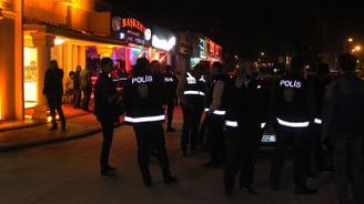 400 polisle asayiş uygulaması