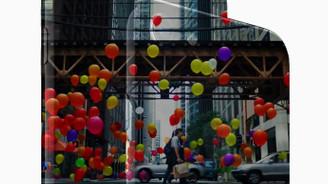 iPhone 7'den balon reklam