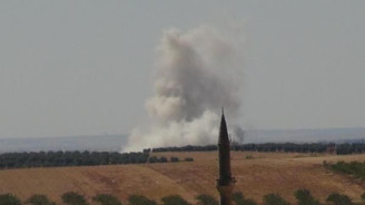 99 IŞİD hedefi vuruldu