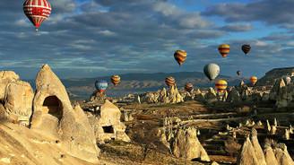 Kapadokya'da bayram heyecanı