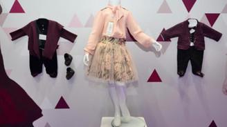 Rusya'nın rüzgarı bebe giyimde hemen esti
