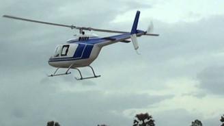 Kanada'da helikopter düştü: 2 ölü