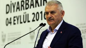 Başbakan'dan Diyarbakır'a yatırım müjdesi