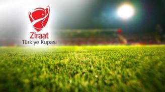 Ziraat Türkiye Kupası'nda 1. tur maçları yarın oynanacak