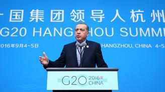 Erdoğan: Batı'nın sığınmacı sorunundaki ırkçı tavrı utanç verici