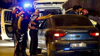 Başkentte 8 bin 500 polisle 'huzur operasyonu'
