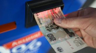 Rusya'da yaptırımların faturası ağır oldu