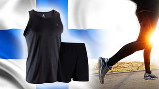 Finlandiyalı firma fason spor kıyafetleri ürettirecek