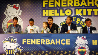 Fenerbahçe-Hello Kitty işbirliği