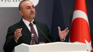Çavuşoğlu'ndan 'vize muafiyeti' açıklaması