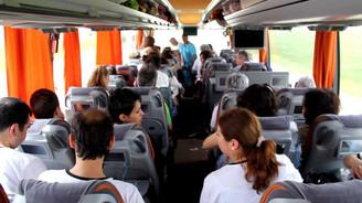 Kötü hava otobüse talebi artırdı