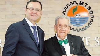 Mersin Edebiyat Ödülü Hızlan'ın