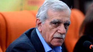 Ahmet Türk Elazığ Cezaevi'ne nakledildi