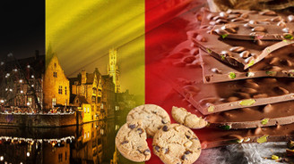 Belçika'dan çikolata ve bisküvi talebi