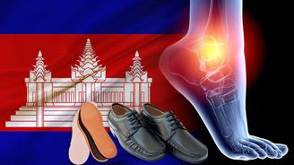 Ortopedik ayakkabı imalatı için köpük talep ediyor