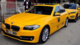 ÖTV lüks otomobilleri taksi yaptı