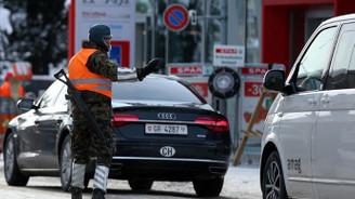 Davos'ta terör alarmı
