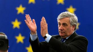 Yeni başkan, Tajani