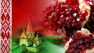 Beyaz Rusya nar ithal etmek istiyor