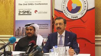 '140 milyar dolarlık yatırım için Türk firmalarına çağrı'
