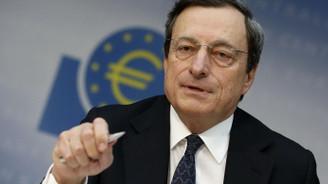 Draghi: Parasal genişleme hala gerekli