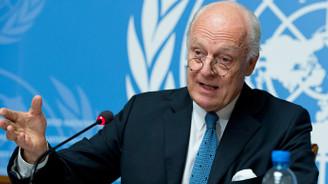 BM heyetinin başında Mistura olacak