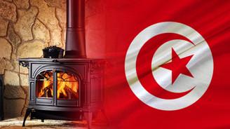 Tunus'ta odun sobasına rağbet var