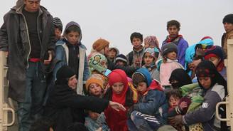 'DEAŞ kaçan sivillerden haraç alıyor'