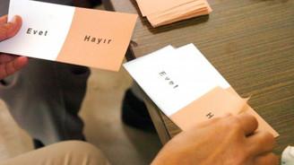 Bahar ayları Anayasa oylamasıyla ısınacak