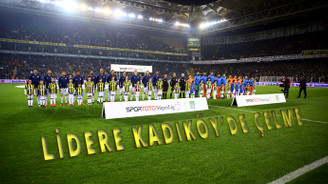 Lidere çelme Fenerbahçe'den