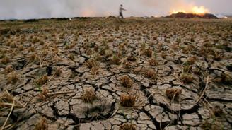 Türkiye dahil 110 ülke kuraklık tehdidi altında