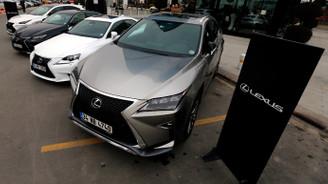 Lexus'tan Ankara çıkarması