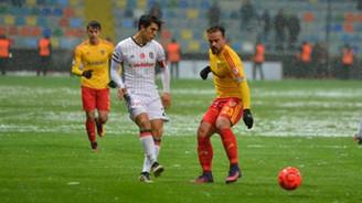 Beşiktaş 1 puana razı oldu