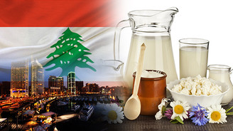 Lübnan pazarı için süt ürünleri talep ediliyor
