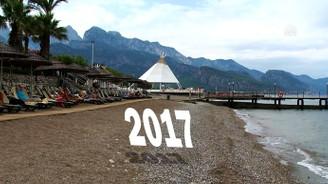 Turizmci 2017'den umutlu