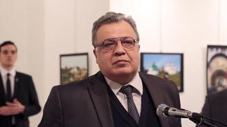 Rus Büyükelçi'nin katilinin cenazesi için son gün